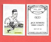 Derby County Jack Bowers 10 (FC)